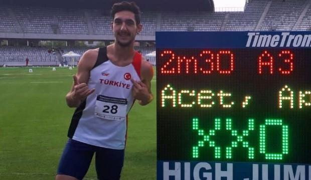 16 yıllık Türkiye rekorunu kırdı!