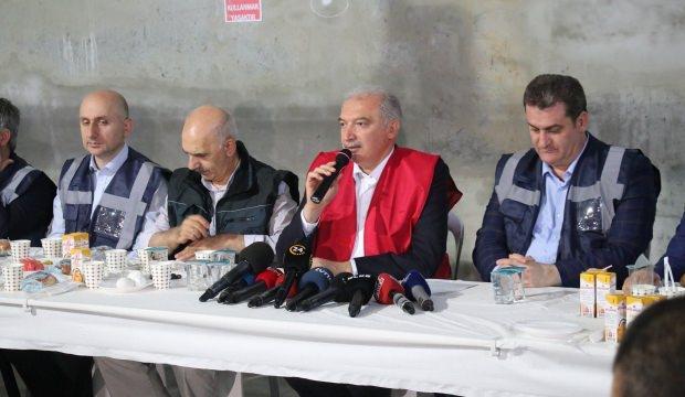 Mahmutbey Metro inşaatının bitiş tarihini açıkladı