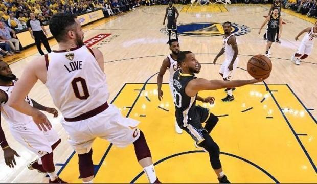 Cavaliers, Curry'i durduramadı!