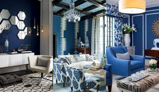 Dekorasyonda bleu blanc trendi 99