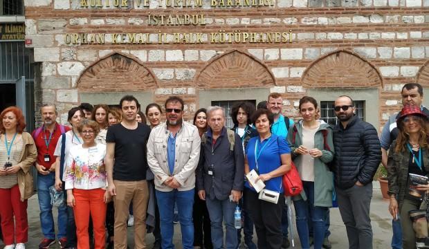 Orhan Kemal'in ölüm yıldönümüne özel gezi