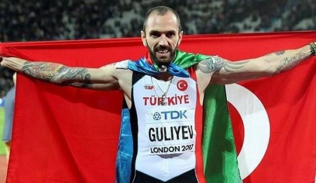 Ramil Guliyev Oslo'da birinci oldu!