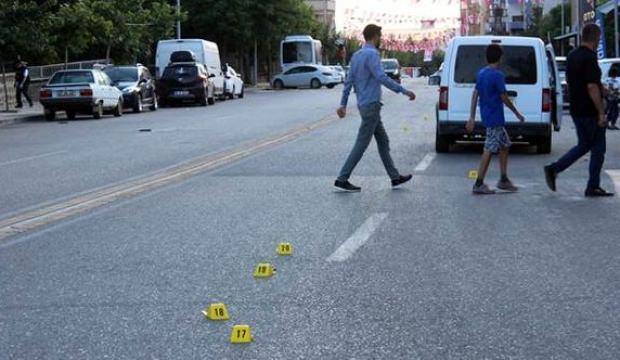Siverek'te kız kaçırma kavgası: 1 ölü