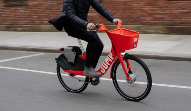 UBER bisiklet işine de giriyor!