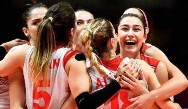 Uluslar Ligi'nde Türkiye, Tayland'ı mağlup etti