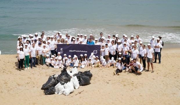 Volvo Car Türkiye'den kıyı temizliği