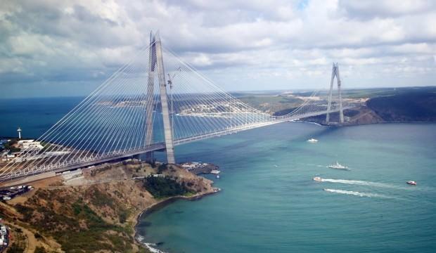 Yavuz Sultan Selim Köprüsü'ne talip oldular