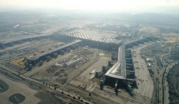 Yeni Havalimanı'nda önemli gelişme