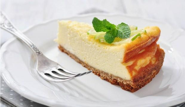 3 malzemeli pratik cheesecake tarifi
