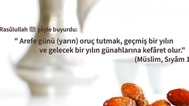 arefe günü mesajları