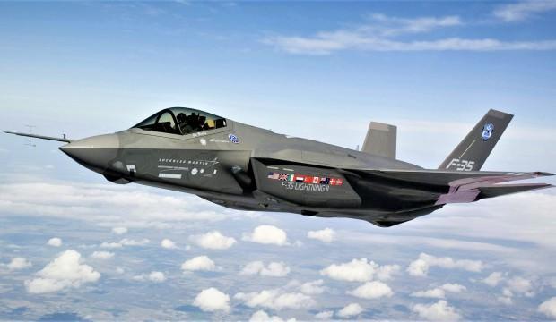 ABD'den kritik F-35 açıklaması!