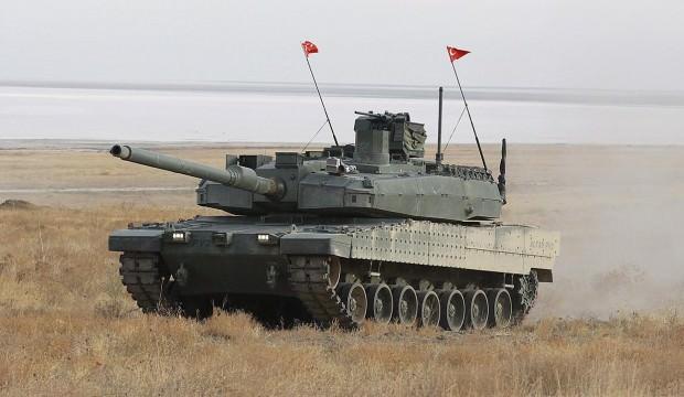 Altay Tankı'nda önemli gelişme! İmzalar atıldı