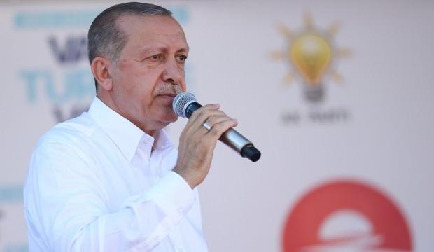 Cumhurbaşkanı Erdoğan, Fermacu'yla bayramlaştı