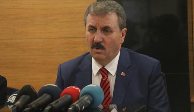 Destici: HDP'ye barajı aştırmaya çalışıyorlar