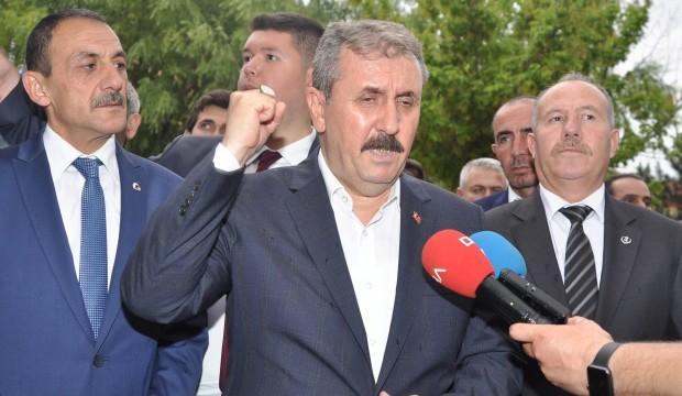 Destici'den sert HDP çıkışı