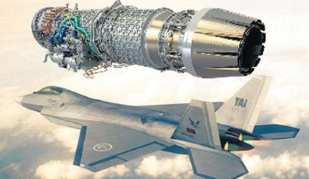 İlk yerli savaş uçağı TF-X'te motor krizi!