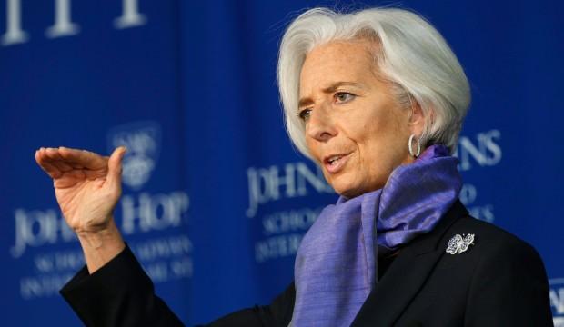 """IMF Başkanı'ndan """"kara bulut"""" uyarısı"""