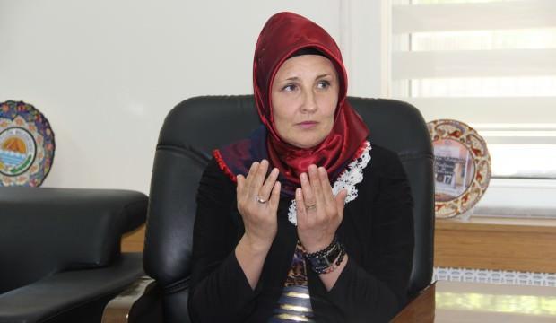 Kırgız kadın müslüman olup hangi ismi aldı!
