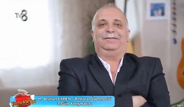 Mehmet Beyhan Ekmen kimdir? Kaç yaşında ve nerelidir? Yemekteyiz