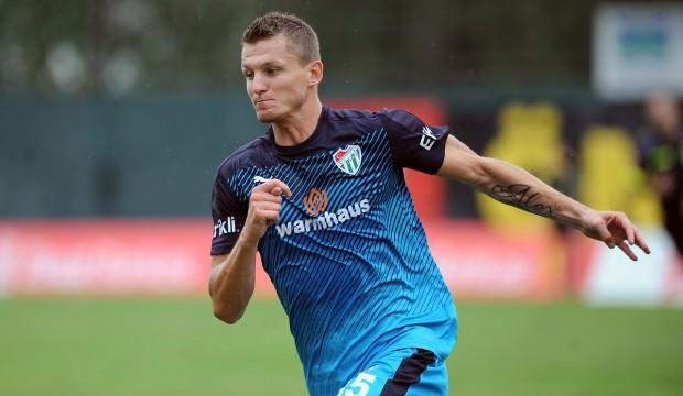 Bursaspor'da Tomas Necid kararı!