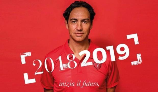 Nesta Serie B ekibinin başına geçti!