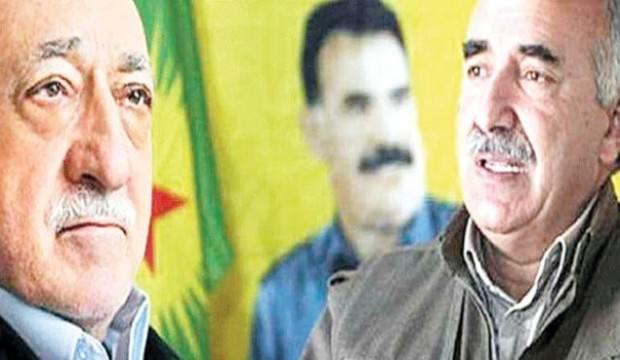 PKK'nın istihbarat örgütü FETÖ