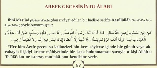 arefe-günü-duası