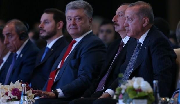 Ukrayna Devlet Başkanı Erdoğan'dan yardım istedi
