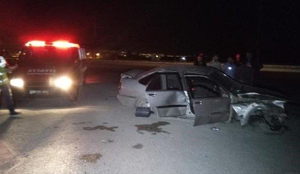 Van'da trafik kazası: 2'si çocuk, 8 yaralı