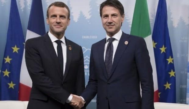 Macron geri vites yaptı: Öyle demek istemedim!
