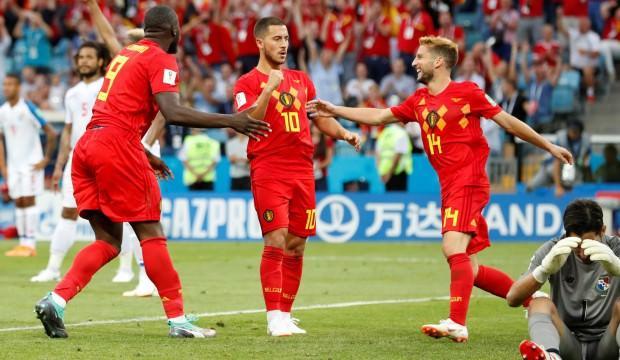 Belçika sonradan açıldı!