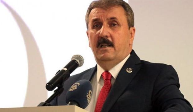 Destici: HDP barajı aşamazsa...
