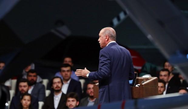Erdoğan açıkladı! 'Görüşmeler başladı'