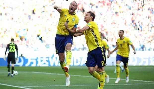 İsveç ben de 'VAR'ım dedi!