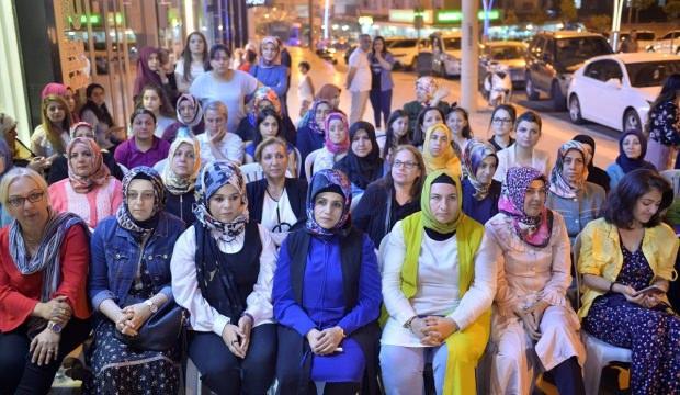 Saadet Partisi'nden AK Parti'ye katıldılar