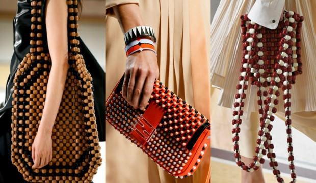 9fb38d5dbe4dc Sezonun yeni yıldızı: Boncuk çantalar - Moda Haberleri
