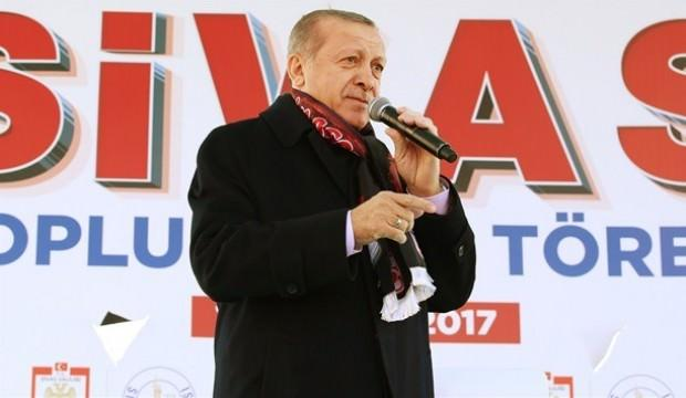 Sivas'ta seçimin galibi Erdoğan oldu!