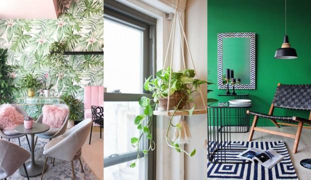 2018 yaz dekorasyon trendleri