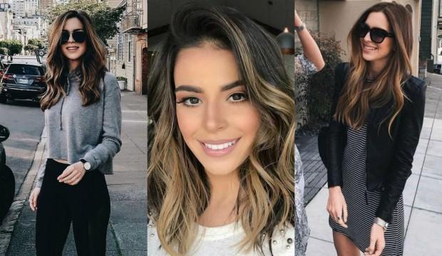 2018 Yeni Saç Trendi Sombre Ile ışıltılı Saçlar Güzellik Haberleri