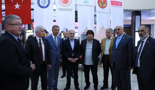 2. Türk Filmleri Haftası-Kırgızistan başladı!