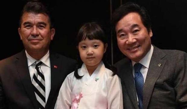 Ayla, Güney Kore Başbakanı'nı ağlattı!