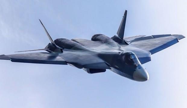 F-35'in rakibi! Putin'in canavarında işlem tamam