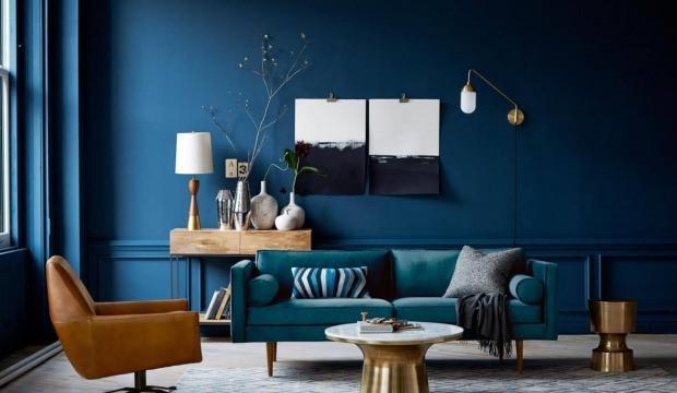 Mavi sevenlerin beğeneceği 5 dekoratif parça