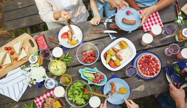 Piknik sepeti için tarifler