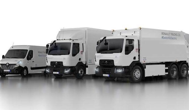 Renault Trucks, yeni elektriklilerini tanıttı!