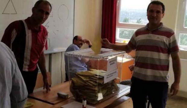 Sandık boykotunu bitirdiler! Erdoğan'a oy verdiler…