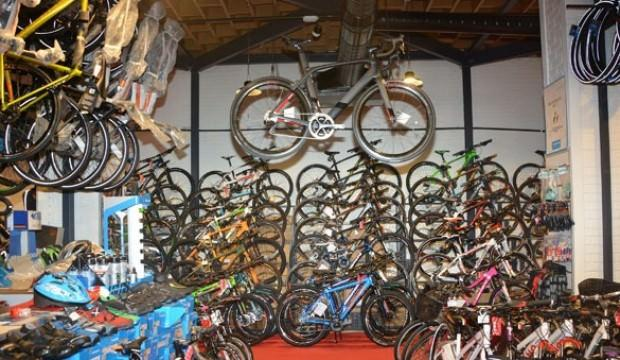 Araba fiyatına bisiklet