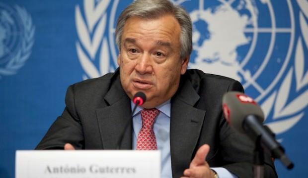 Guterres: Bu tür olaylar artmaya başladı!