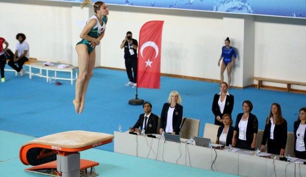 Artistik Cimnastik Dünya Kupası sona erdi