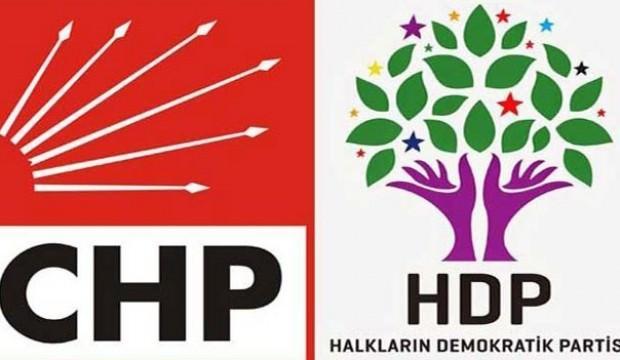 Yerel seçimde CHP – HDP ittifakı mı kuruluyor?